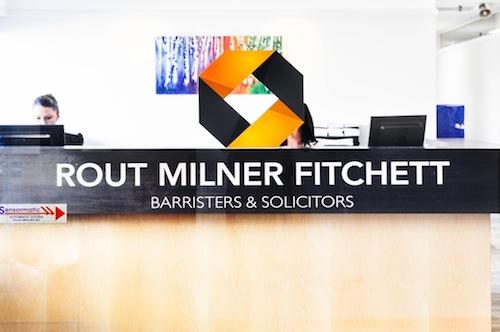 Rout Milner Fitchett